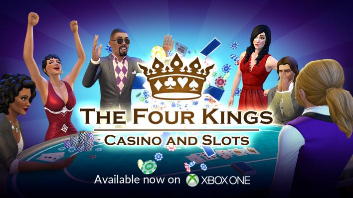 Four Kings Xbox